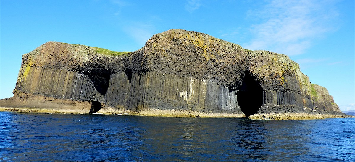 The Spectacular Isle of Staffa and Fingal